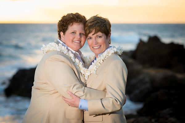 Congratulations Kim & Lynn!
