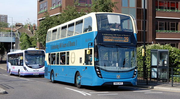 Arriva Southern Counties
