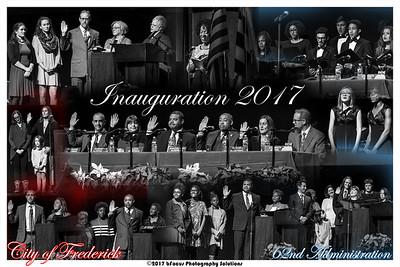 2017 Frederick Inauguration