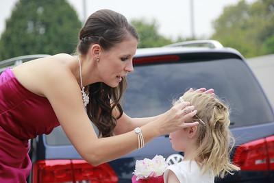 Louisa & Kev's wedding