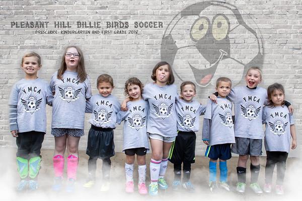 Billie Birds Soccer 2018