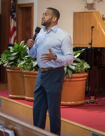 Pastor Wesley Village Conference-7.20.2019