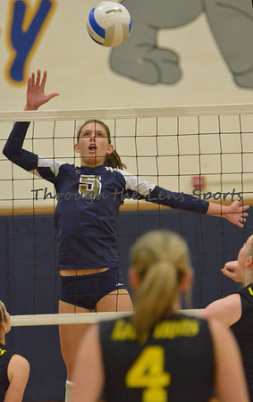 St. Helens vs. West Albany High School Volleyball