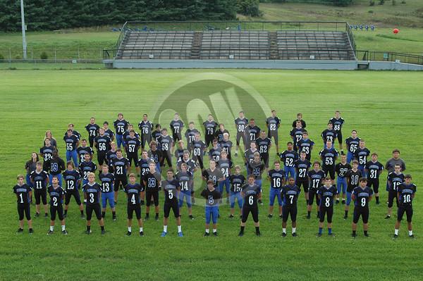 2013 Livingston Academy Football