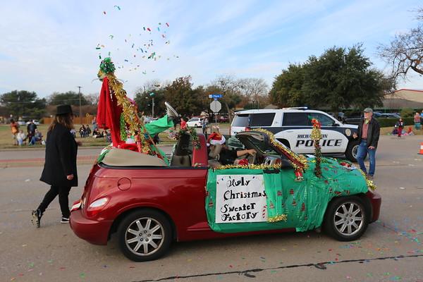 Christmas Parade-City of Richardson Dec 2017