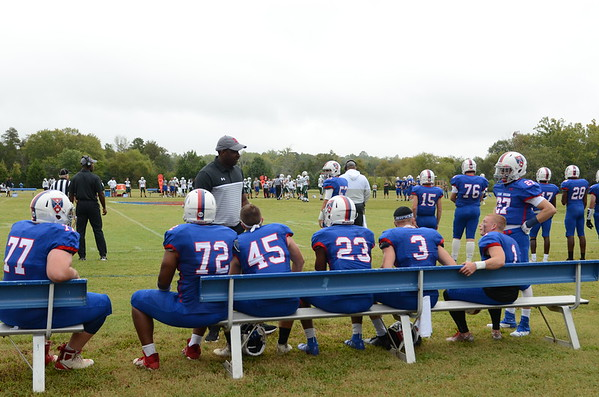Prep Football vs Benedictine - Sept 13 - More Photos