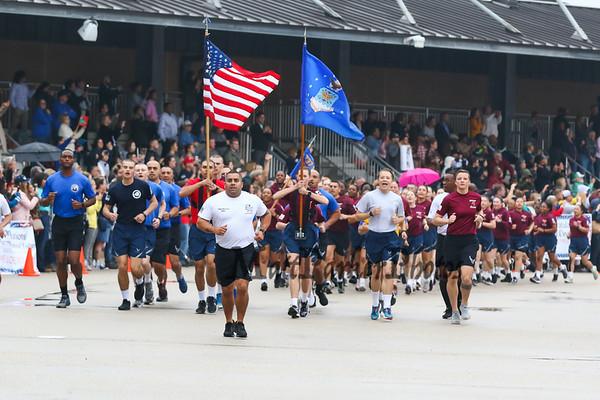 2019-11-8 Lackland Air Force Base Airman Graduation