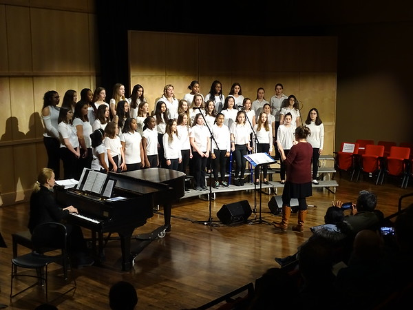 Middle School Winter Concert 2019