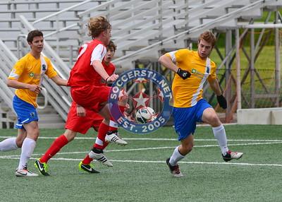 Academy U18: SLSG MO vs Vardar