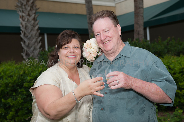 Joe and Donna - 10 8 11 - Amelia Island Plantation, Amelia Island, FL