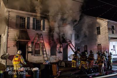 02/05/2019, 2 Alarm Dwelling, Millville City, Cumberland County NJ, 414 Sassafras St