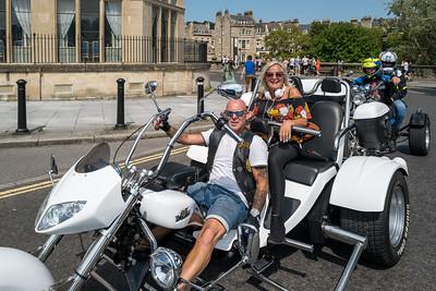 Veteran Bikers, August 2020