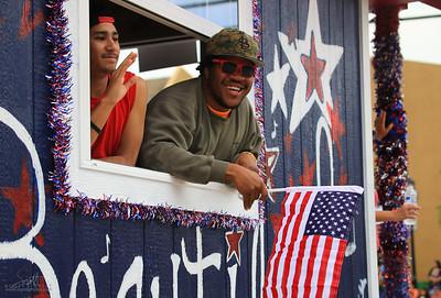 4th of July Parade Arlington, Tx 2016