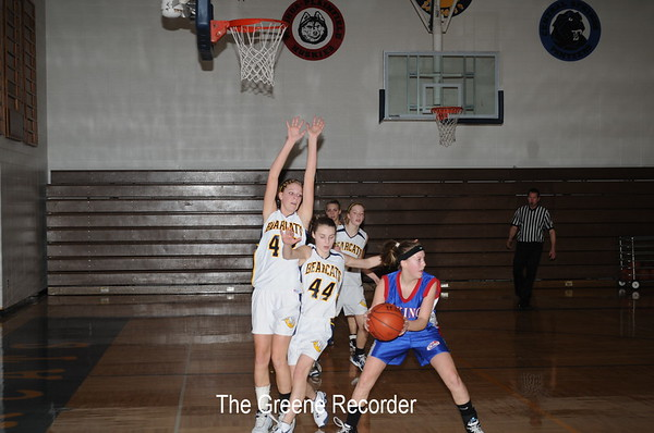 Basketball JV vs NK