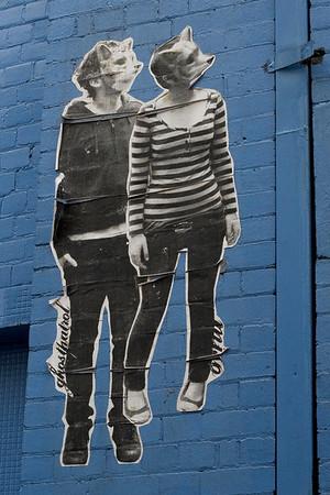 Melbourne Graffiti & Stencils