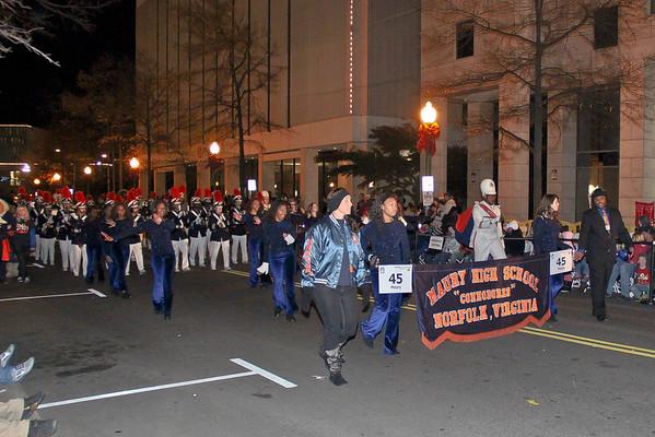 2013 Norfolk Grand Illumination Parade