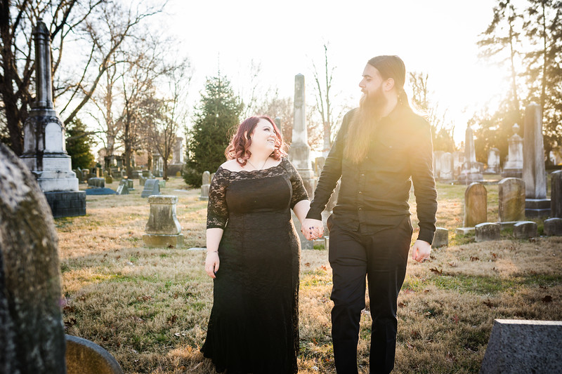 KELLSIE AND TYLER - LAUREL HILL CEMETERY - ENGAGEMENT PHOTOGRAPHY-27.jpg