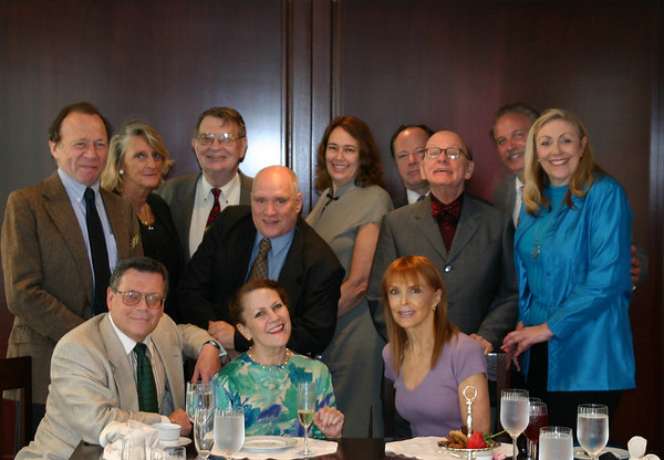 May 22, 2004  Luncheon hosted by Marcy MacDonald