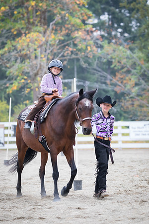 August Vimy Show - Leadline, Trail, and Horsing Around