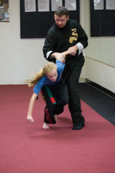 Hannah as a Low-Green Belt