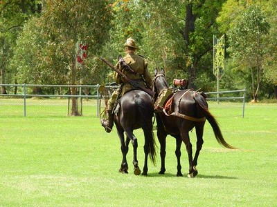 2017 Australian Light Horse Beersheba Day - Murrurundi