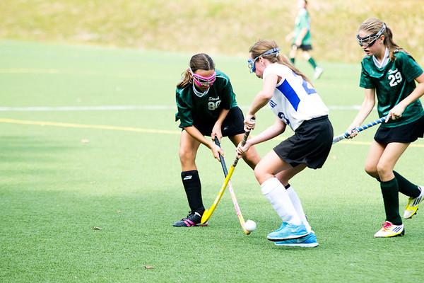 MS Tartans Field Hockey at PDS