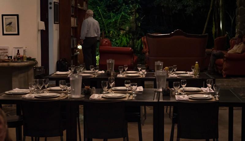 Al fresco dining