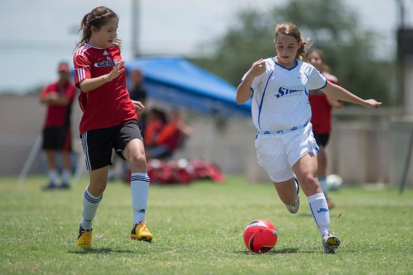 14: Sting Soccer-Emily Oden