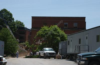 24162 Construction Sites on Campus  Oglebay, Brooks