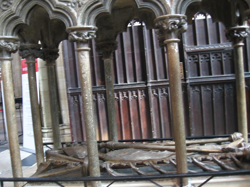 Tomb of Walter de Gray, Archbishop of York1215-1255, York Minster