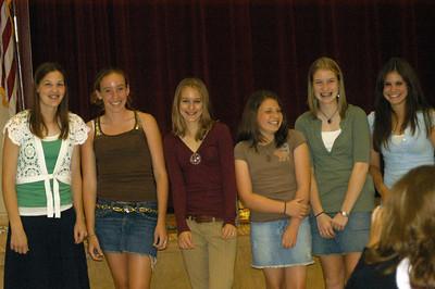 8th Grade Sports Banquet
