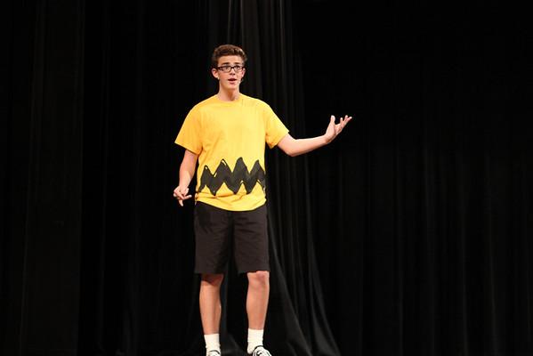 2015-16 Musical Charlie Brown