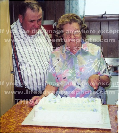 Dale & Vivan's 55th Anniversary