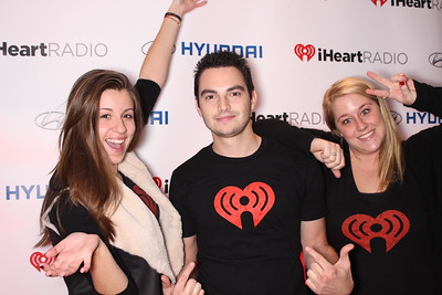 12.9.2014 - iHeartRadio - Carrie Underwood Show - Presented by Hyundai
