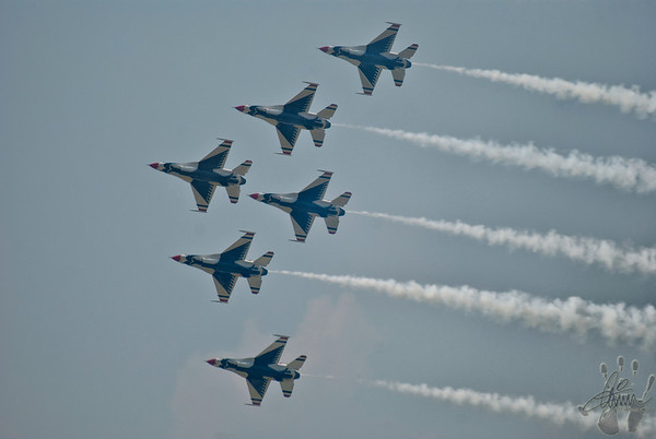 2011 Dayton International Air Show, Dayton Ohio