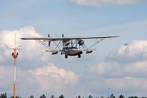 Fly-In EBZR 2011 (vrijdag)