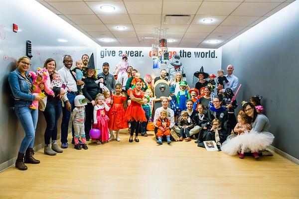 City Year Children's Halloween Parade 2017
