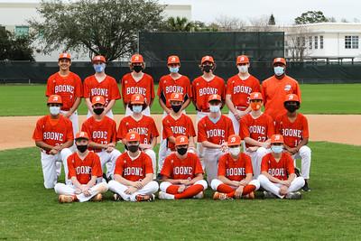JV Baseball - 2021