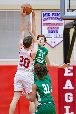 2019-01-02 | Freshmen | Central Dauphin @ Cumberland Valley