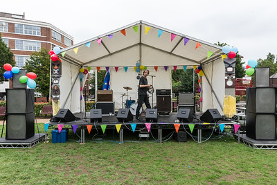 Clerkenwell Free Festival 2015