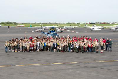 YAA Program; Video Clips; OSU Airport, May 4, 2013