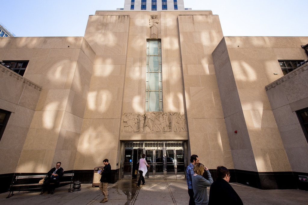 . At the St. Paul City Hall/Ramsey County Courthouse, rumors persist that ghosts can be felt or seen at night. (Pioneer Press: Andy Rathbun)