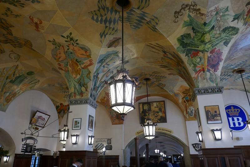 Beer hall, Munich