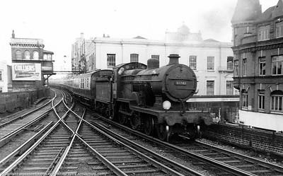 Maunsell SECR D1 Class 4-4-0 (rebuild of Wainwright D Class)
