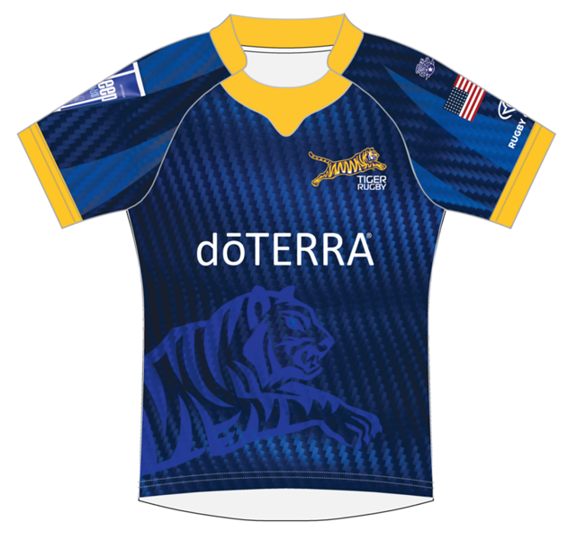 Tiger Rugby Home Jersey 2019.png
