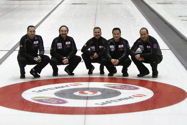 Select Curling 2012