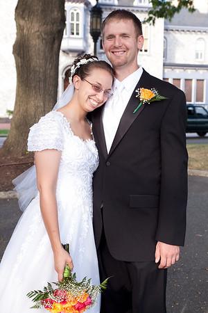 Korin and Steve - Wedding