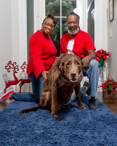McLaughlin Family Christmas Photos