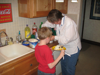 Shyanne & Tyler's Birthday's 2009