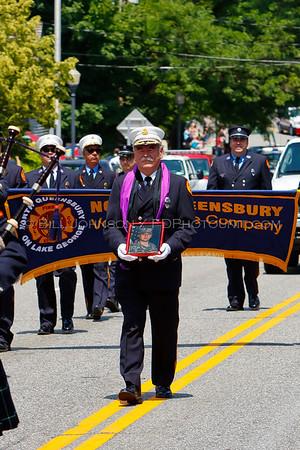 Hudson Valley Volunteer Firefighters Convention Parade - Lake George N.Y. 6/19/2010